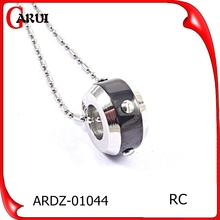 stainless steel jewelry new design europe style mens charm pendant