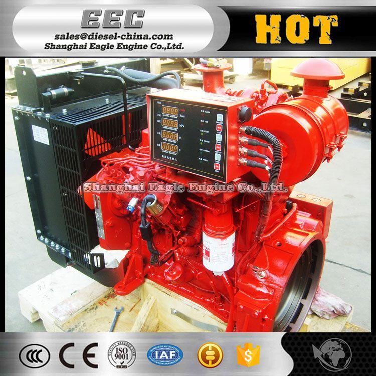 Hot sales cummin 4bt 3.9l marine diesel engine EQB125-20 for sale