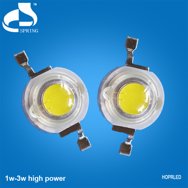 Excellent heat dissipation 3w high power led light emitting diode