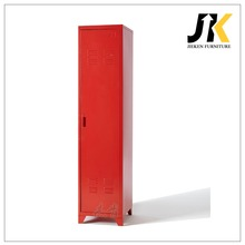 JK-N02 Small vintage metal locker cabinet bedside table