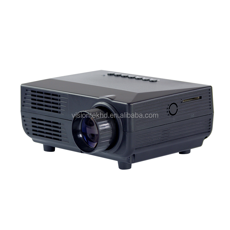 Best selling Used for Home Mini LED Micro LCD Multimedia Home Cinema Movie Theater video projector