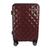 hot sale polycarbonate PC soft travel trolley luggage bag
