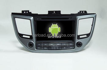 Android 6.0 quad core 2GB RAM Car dvd with gps for Hyundai IX35/Tucson 2015