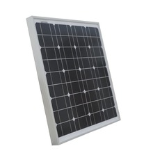 monocrystalline solar panel module 12v 50w solar panel with tuv