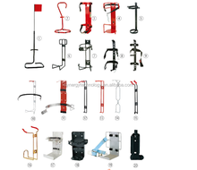 fire extinguisher rack