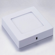 LED Light 6W <strong>Flat</strong> Square Panel LED Light