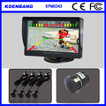 1 Years Guarantee Reverse Camera Car Parking Sensor 4.3 Inch TFT LCD Car Monitor