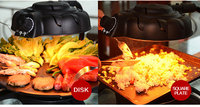 New Korean 3D Infrared Electric Barbecue Grill