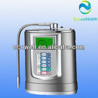 High quality low price alkaline water ionizer machine for sale, household alkaline water system
