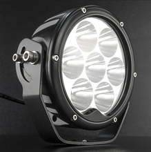 E-Mark 12v led spot light for car truck tractor 4x4 atv suv jeep offroad