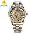 WJ-4725 vintage hollow automatic mechanical hollow luxury business men watch