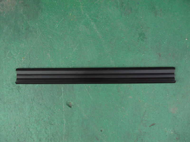 WEATHERSTRIPS, EXTRUSION PROFILE, MOULDED ARTICLE, RECYCLE RUBBER CRUMB BOLLARD