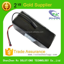 48V e bike battery lithium polymer 20Ah li-ion rechargeable battery for ebike
