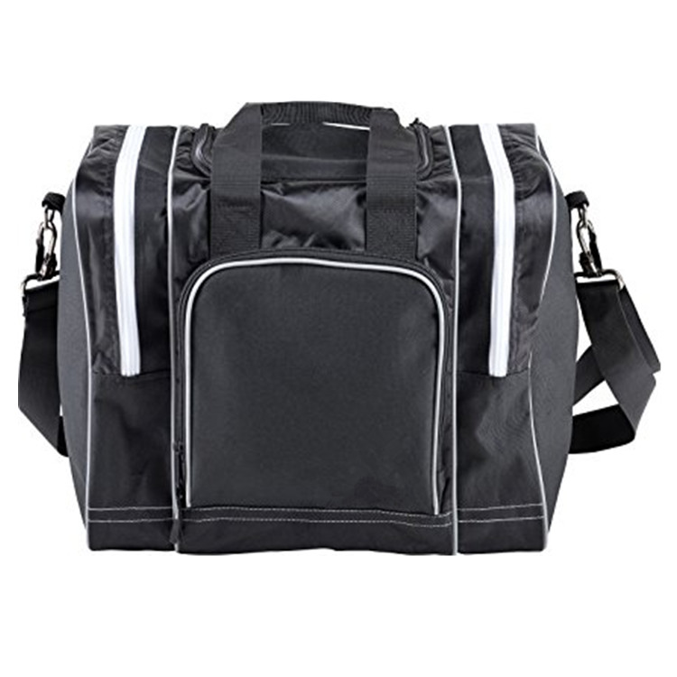 XMBAG Polyester Sport Bowling Tote Bag For Single Ball With Shoes Compartment