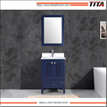 Frost Tempered glass top bathroom vanity T9315-24/30B