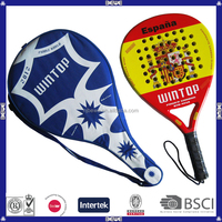 Custom Printing Full Carbon Paddle Racket