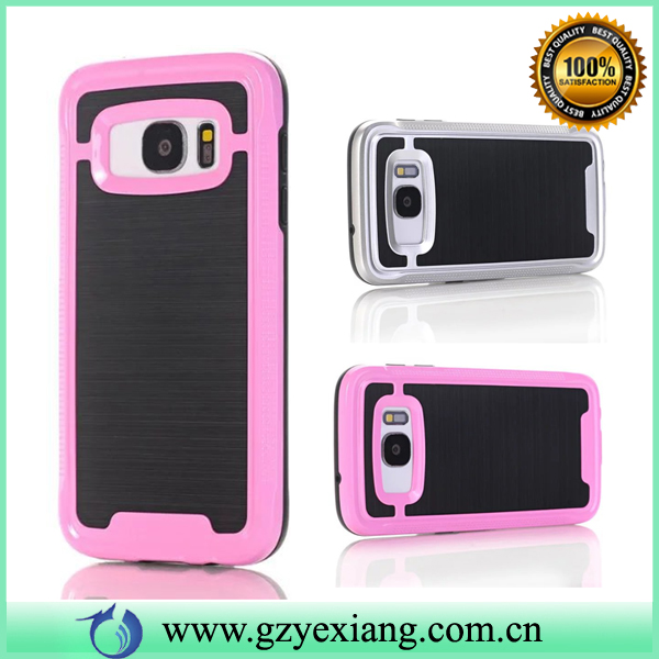 Cellphone accessories shockproof case for Samsung galaxy note 3 2 in 1 back cover