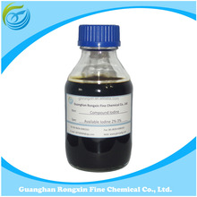 Veterinary Disinfectant sanitizer Compound iodine solution for Poultry