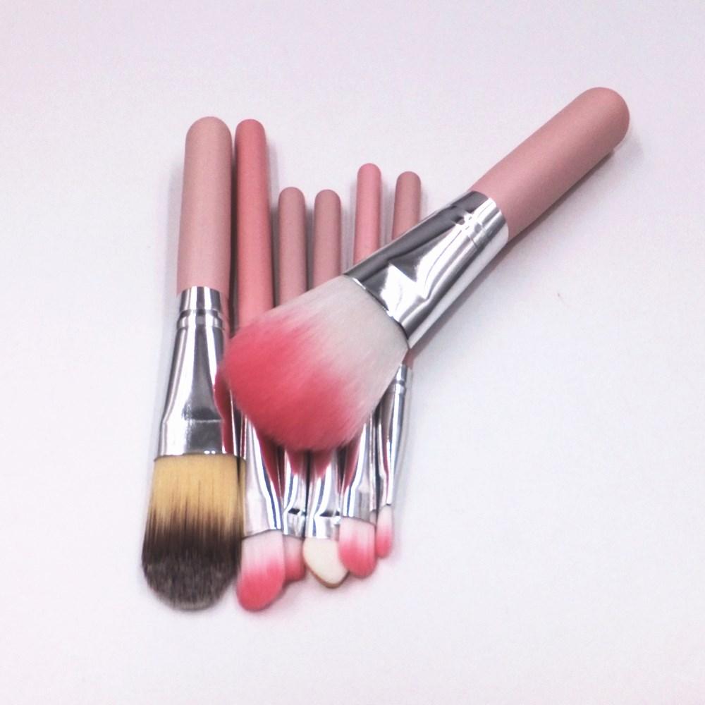 Hot Selling Hello Kitty 7pcs Makeup Brushes Set Buy Kuas Kabuki Products Show