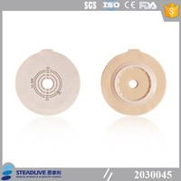 Steadlive medical disposable colostomy bag flange for hospital ostomy