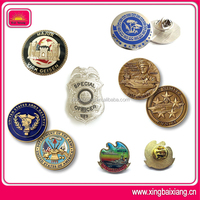 decorative making custom lapel pin badge for suit supplies