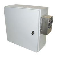 "Protector Series - 1G2020 Prepackaged Wall-mount Air Conditioned Enclosure - 20"" x 20"""
