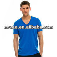 men's cotton t-shirt for vigorous