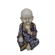 2018 cute design resin sitting baby buddha statues for sale