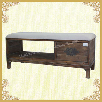 Shabby chic home TV cabinet furniture