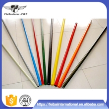 High strength and light weight corrosion pultruded fiberglass pole