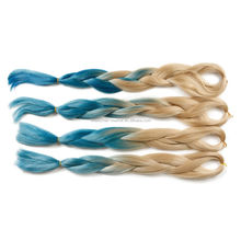 Hot New Product for 2015,Synthetic Ultra Ombre Jumbo Braiding,Synthetic Hair Braid,X -Pression Braid