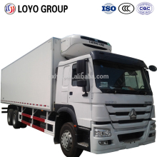 Sinotruk HOWO cooling refrigeration unit for cargo van/cooling box truck/cooling truck for food