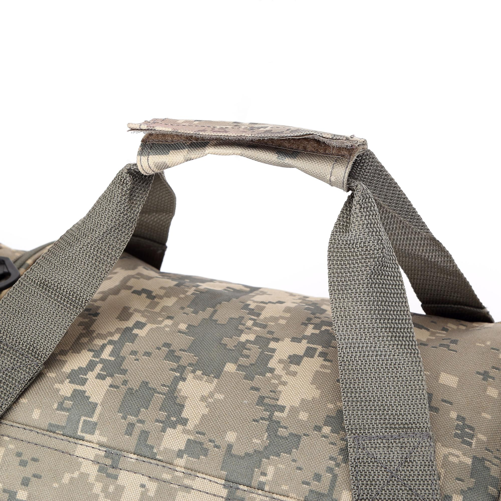 Military duffle bag camouflage travel duffle bag army Barrel bag