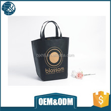 promotion cheap non woven handled bag shopping bag for food cloth shoe custom print colour logo
