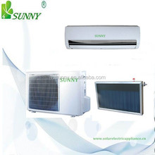 Hot sales Hybrid Solar Air Conditioner Split, Air Conditioning A/C 5200W