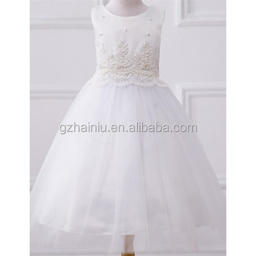 GCC Girls Tutu Dresses Smocking Baby Clothes Prom Western Clothing Embroidery Jewellery Applqiue Garment 2018