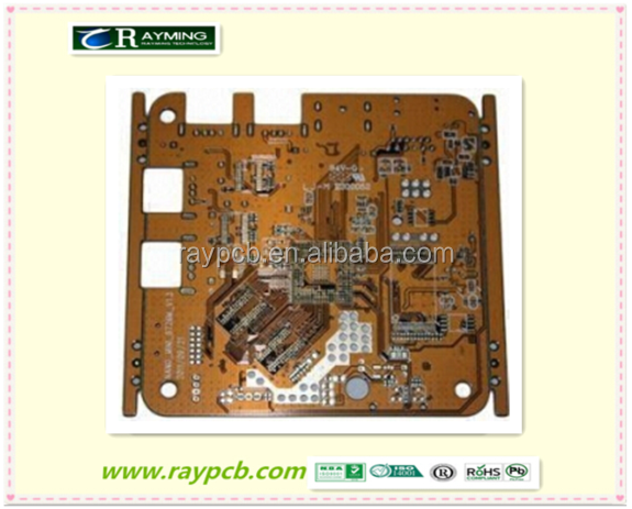 powerful metal detector circuit/ pcb circuit board.