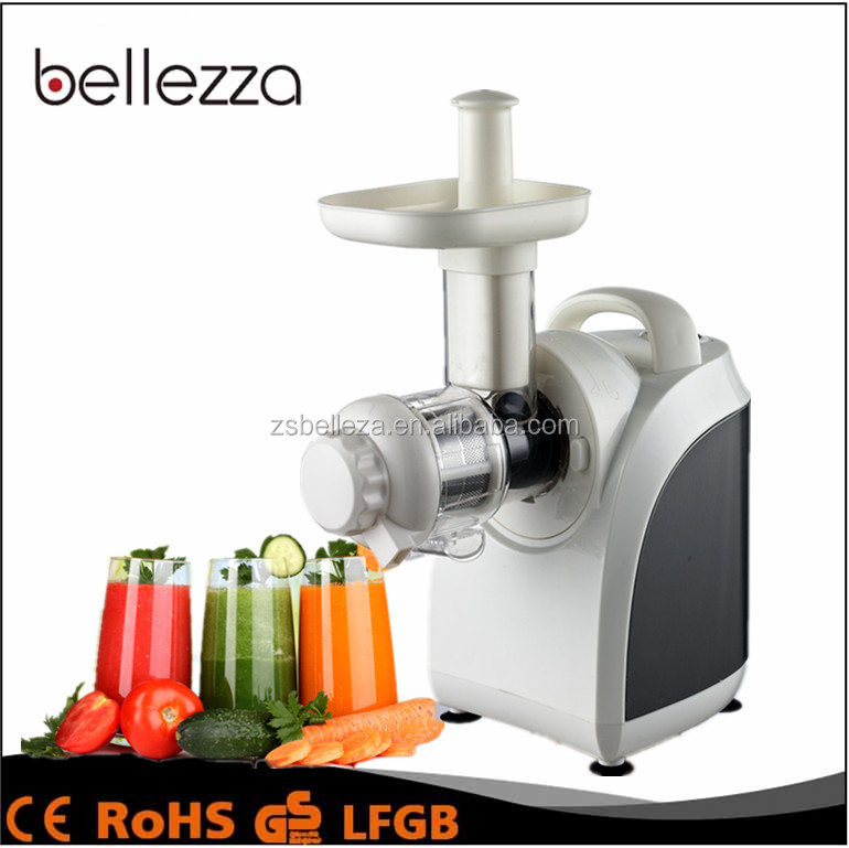 Healthy Living Slow Juicer Natural Juice Extractor : Hot Sale Fruit And vegetable Juicer Extractor Healthy National Electric Slow Juicer - Buy Juicer ...