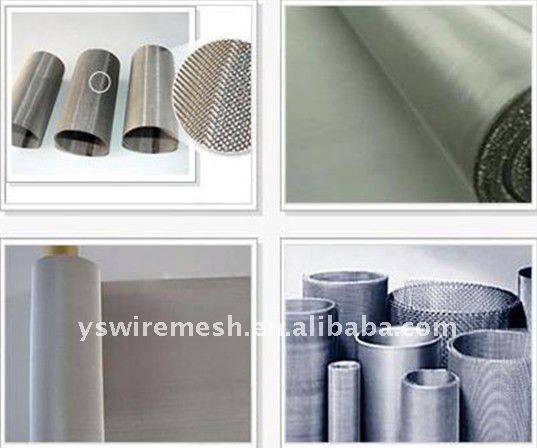 304 Stainless Steel Wire Mesh ISO9001 697