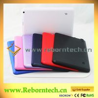 9 inch A33 quad core tablet korea with bluetooth