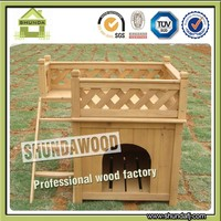 SDD01 Cheap Outdoor Dog Kennel with Run