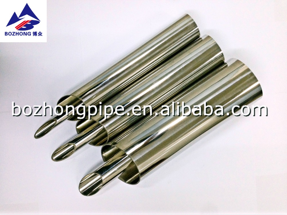 Cold drawn per tons and per feet price astm a312 316l stainless steel tubing ss316 304 tubing