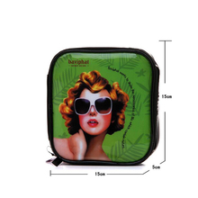 Promotional various durable using makeup cosmetic bag travel
