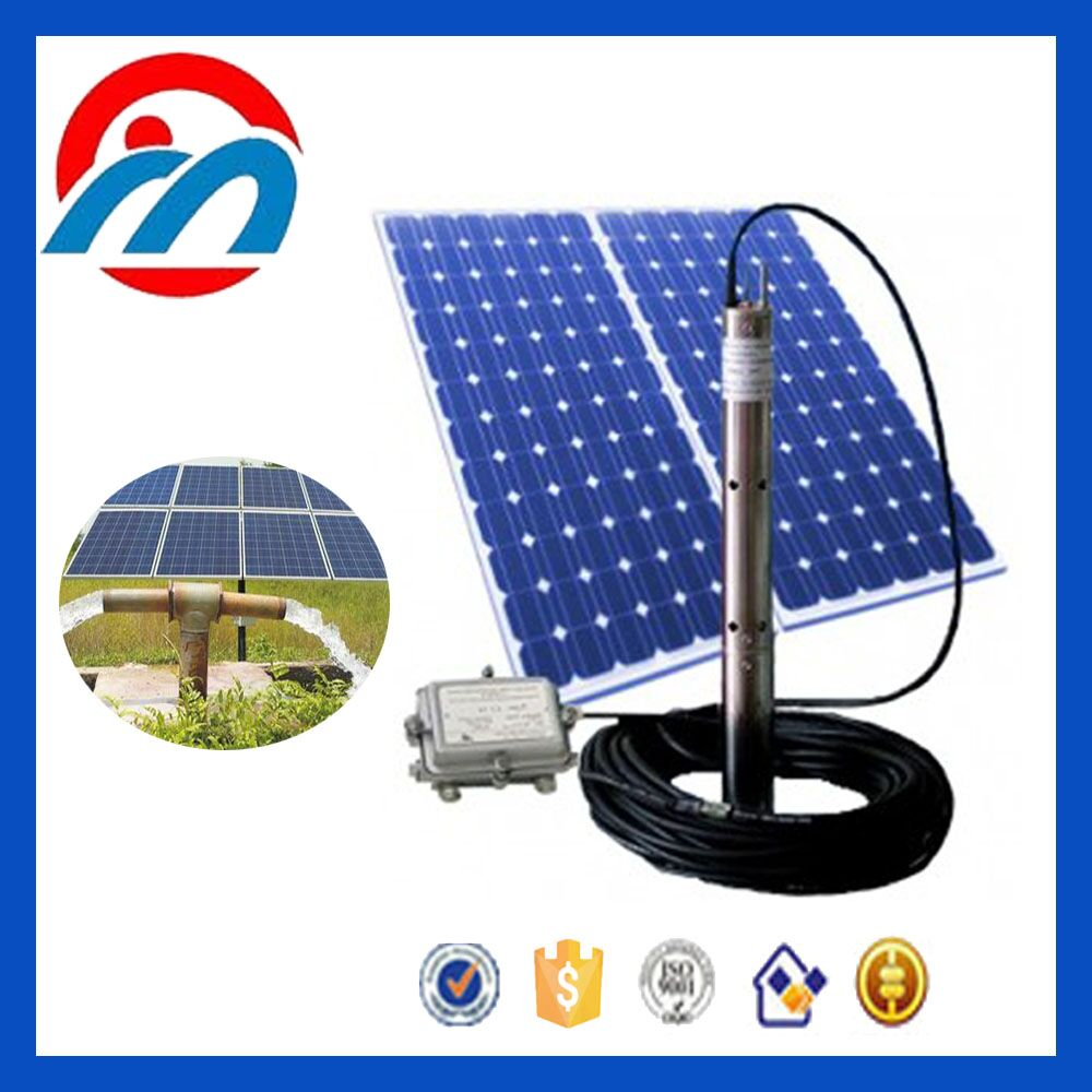 1HP, 5 HP, 3 HP solar DC submersible pump specification