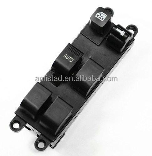 AUTO CAR PARTS ELECTRIC POWER WINDOW MASTER CONTROL SWITCH OEM 25401-9E000 FOR NISSAN ALTIMA 1998-2002 WINDOW LIFTER SWITCH