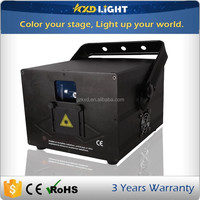 RGB Night Club Light Full Color 1W Laser Light Show