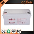 12V assembled 150ah new products safe solar battery storage