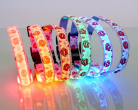 hot selling new brand pet products led flashing dog collar