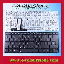 Hot selling Spanish laptop keyboard for ASUS UX31 UX31A UX31E Series Black 0KNB0-3624SP00 2CN0000021 9Z.N8JBC.50S