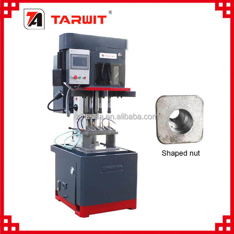 Hot sale multi spindle tapping machine for shaped nut